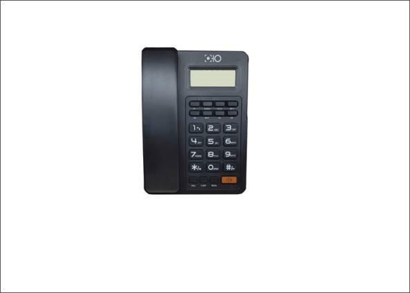 Ενσύρματο Τηλέφωνο με Αναγνώριση Κλήσεων