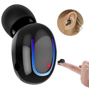 Ακουστικό Bluetooth με Power Bank MINI HBQ-Q26