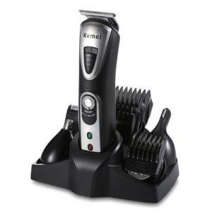 Επαγγελματική Κουρευτική - Ξυριστική Μηχανή KEMEI 10 σε 1