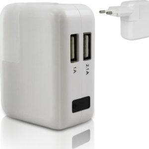 OEM Φορτιστής USB Με Κρυφή Κάμερα 1080P